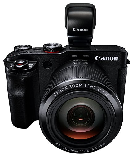 Canon デジタルカメラ PowerShot G3X EVFキット 広角24mm 光学25倍ズーム PSG3XEVFKIT