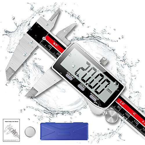 Qfun 6 Inch Caliper Measuring Tool