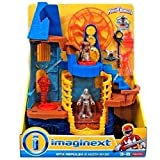 Imaginext Power Rangers Rita Repulsa Moonbase Playset