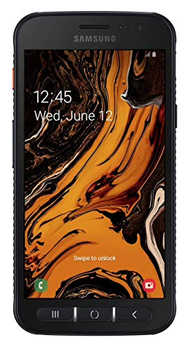 Samsung Galaxy Xcover 4s Enterprise Edition 32GB Handy, schwarz, Black, Android