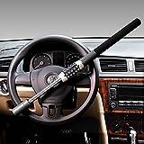 Canne Antivol Renforcée, Serrure de Volant, sécurité voiture,Dispositif de blocage pour volant//Pedale