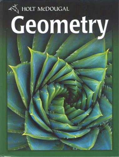Holt McDougal Geometry: Student Edition 2011