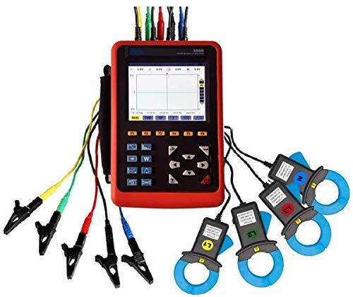 HFBTE Three Phase Power Quality Analyzer Meter...