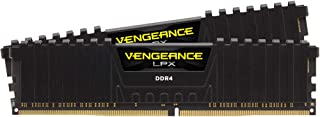 Corsair Vengeance LPX 16GB (2x8GB) DDR4 DRAM 3200MHz C16 Desktop Memory Kit – Black
