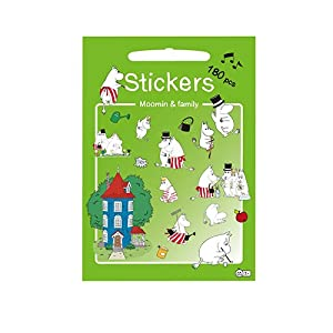 Stickers - Moomin and Family Stickers - Moomin and Family Stickers - Moomin and Family
