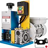Happybuy Cable Wire Stripping Machine 0.05'-0.98' Automatic Electric Wire Stripping Machine 1 Channel Portable Blue Wire Stripper Machine Tool for Scrap Copper Recycling (Blue)