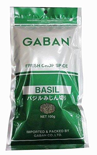 GABAN バジル(みじん切り) 100g