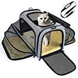 OMORC Sac de Transport Chat Chien Extensible, Structure Solide,...