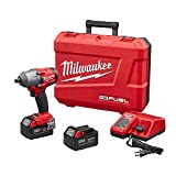 1/2' Mid-Torque Impact Wrench Kit w/ Pin Detent