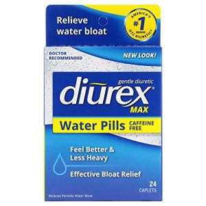 Diurex Max Water Pills - Maximum Strength Caffeine Free Diuretic - Relieve Water Bloat - 24 Count 2 - My Weight Loss Today