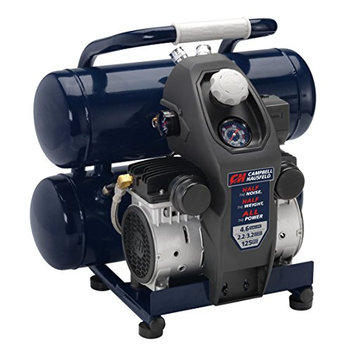 Campbell Hausfeld DC040500 Quiet Air Compressor