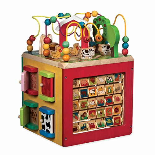 51kWbX5t3FL - The 7 Best Activity Cubes for Toddlers to Boost Their Intellectual Development