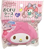 Sanrio My Melody Die-Cut Medicine Supplement Portable Accessories Case