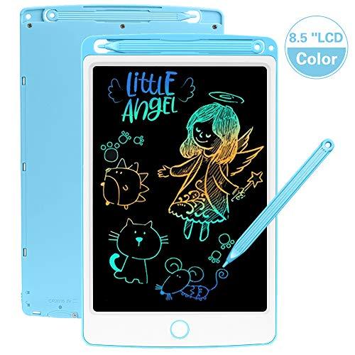 SCRIMEMO Tavoletta Grafica LCD Scrittura Digitale 8.5 Pollice Colorato, Elettronica Lavagna...