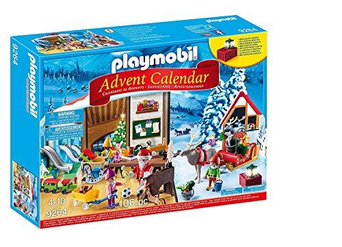 PLAYMOBIL Advent Calendar - Santa's Workshop (Accessory)