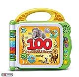 LeapFrog 609543 100 Animals Book, Multicolour