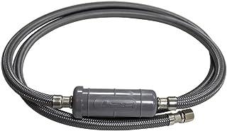 Danco HammerStop Technology Ice Maker Connector Hose, Grey, 10742X