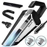 Car Vacuum, Hantun Corded 12V 120W 5000Pa High Power Portable Handheld Vacuum Cleaner with...