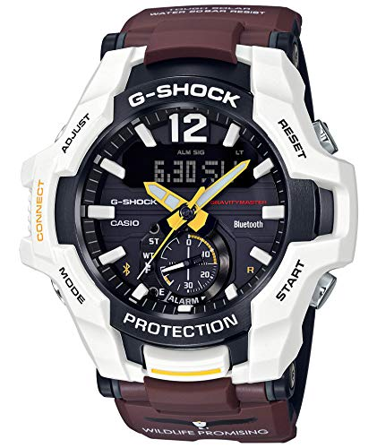 Casio] Watch Gee Shock Wildlife Promising Collaboration Model GR-B100WLP-7AJR Men's Brown