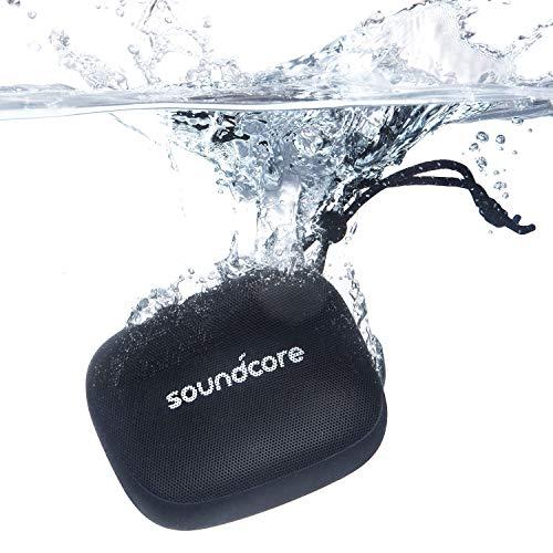 Anker Soundcore Icon Mini Bluetoothスピーカー 防水 風呂 コンパクト ステレオペアリング 8時間連続再生 ...