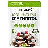 100% érythritol naturel, 300g | Granulé substitut au sucre avec ZÉRO calorie