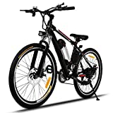Bunao Vélo électrique pour vélo de Montagne électrique avec moyeu...
