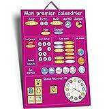 Mon Premier Calendrier- Calendrier Enfant Educatif- Calendrier Magnétique...