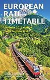 European Rail Timetable Summer 2018 (English Edition)