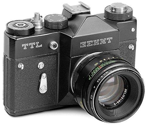 箱入 フェド ゾルキー USSR Zenit TTL camera+ Helios 44M ロシア