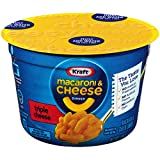 Kraft Easy Mac Triple Cheese Flavor Macaroni and Cheese (10 Microwavable Cups) - SET OF 2