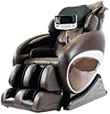 Osaki OS4000TB Model OS-4000T Zero Gravity Massage Chair, Brown, Computer Body Scan, Zero Gravity Design, Unique Foot roller, Next Generation Air Massage Technology, Arm Air Massagers