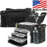 Meal Prep Lunch Box ISOBAG - Large...