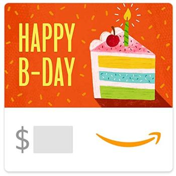Amazon eGift Card - Birthday Cake