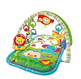 Fisher-Price - Gimnasio Musical Animalitos De La Selva,...