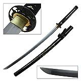 Take Bamboo (竹) 1045 Carbon Sugoi Steel Hana (花) Series Functional Katana Sword