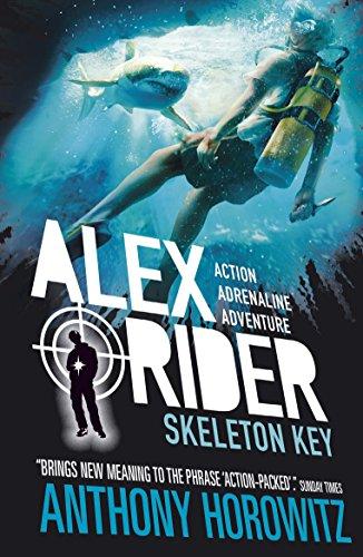 Alex Rider 3. Llave Maestra de Anthony Horowitz