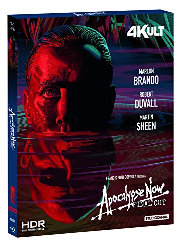 Apocalypse Now Final Cut '4Kult' Digipack Ltd (4K+Br+Br Apocalypse Now 1979+Br R