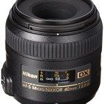 Nikon AF-S DX Micro 40mm F/2.8G Prime Lens...