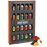 Thoughtfully Gifts, Smokehouse Ultimate Grilling Spice Set, Grill...