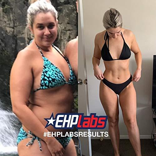 EHPlabs OxyShred Thermogenic Fat Burner Boost Metabolism, Low Stimulant, Destroy Stubborn Fat Cells (Mango) 7