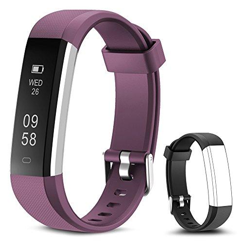 Rayfit Pulsera Actividad Reloj Inteligente Fitness Tracker...