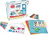 Maped Creativ - Board Station - Mallette de Coloriage qui se Transforme en...