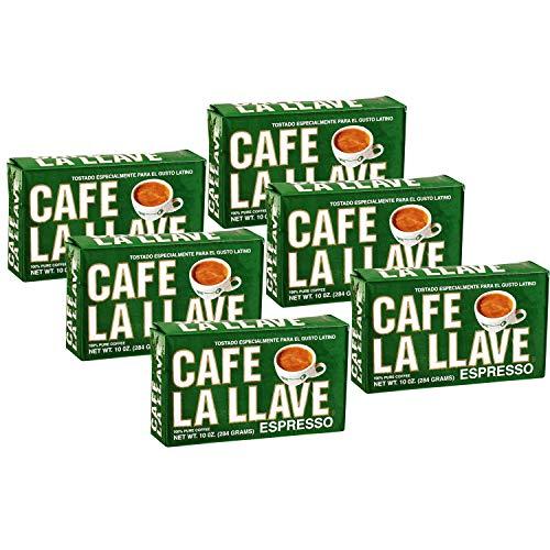 Cafe La Llave 10 oz (6 Pack)