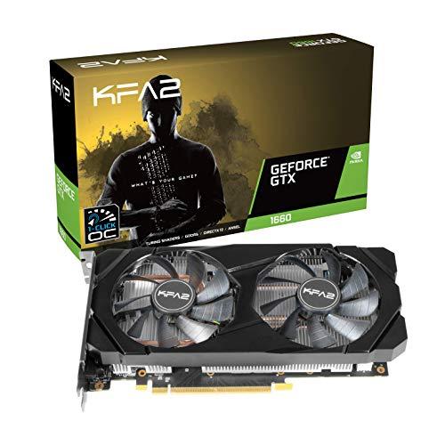 KFA2 60SRH7DSY91K scheda video GeForce GTX 1060 6 GB GDDR5