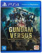 Gundam so với - Playstation 4