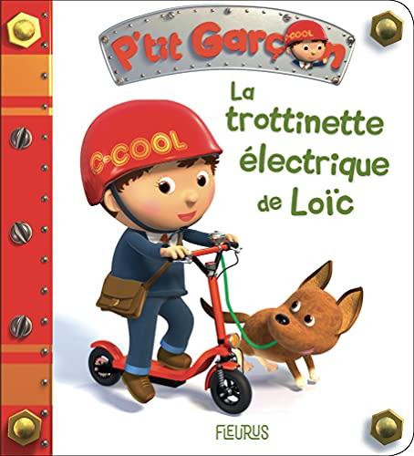 La trottinette électrique de Loïc