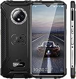 Telephone Incassable OUKITEL WP8 Pro Telephone Portable Debloqué 4G Android 10,4Go+64Go Octa-Core, Selfie AI 8MP et Triple caméra 16MP, 5000mAh,6.49'...