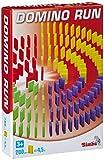 Simba 106065644 Games & More Domino Run Jeu de Dominos 200 pièces