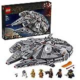 LEGO Starwars Millennium Falcon(tm) 75257 Set di Costruzioni dell'iconica Astronave Ricca di Dettagli, per Ragazzi da 9 Anni