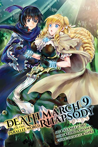 Death march to the parallel world rhapsody vol. 9 (death march to parallel world rhapsody) (english edition)